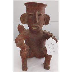 Antique Mexican Medical Human Effigy