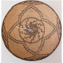 White Mountain Apache Basketry Tray