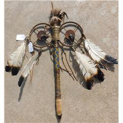 Plains Shaman Scepter or Prayer Wand