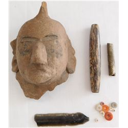 Authentic Pre-Columbian Artifact Collection