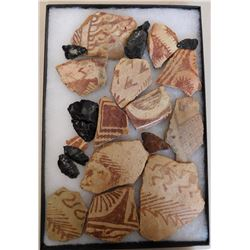 Hohokam Pottery & Artifact Collection