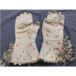 Antique Canadian Gloves
