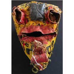 Zitlala Mexican Leopard Mask