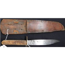 Civil War Bowie Knife