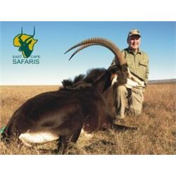 5 Day Safari in South Africa with East Cape Safaris for 2 Hunters