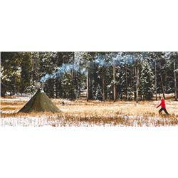 Cimarron Tent with Medium Stove Bundle