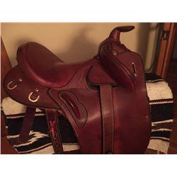 Custom Made Australian Saddle
