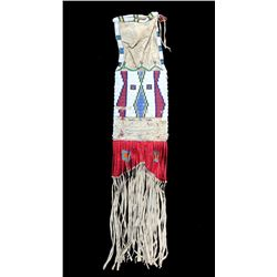Cheyenne Quill & Beaded Tobacco Pipe Bag