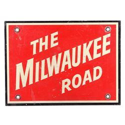 The Milwaukee Road Locomotive & Caboose Badge