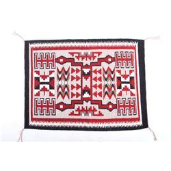 Navajo Indian Klagetoh Pattern Rug