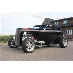 1:30 PM SATURDAY FEATURE! 1932 FORD HIGHBOY ROADSTER