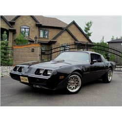 """1981 TRANS AM """"SMOKEY AND THE BANDIT"""" EDITION Y84"""
