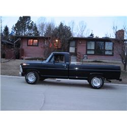 1968 FORD F-100 FLEET SIDE PICK-UP