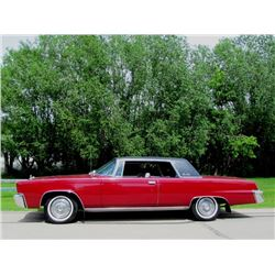 1966 CHRYSLER CROWN IMPERIAL COUPE TWO DOOR HARDTOP
