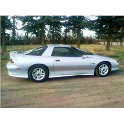 NO RESERVE! 1997 CHEVROLET CAMARO SPORT COUPE RS