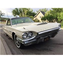 NO RESERVE! 1964 FORD THUNDERBIRD