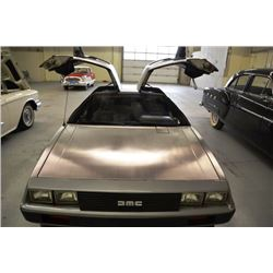 1981 DELOREAN DMC12 SPORTS CAR