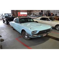 1966 FORD THUNDERBIRD LANDAU SPORTS COUPE