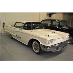 1959 FORD THUNDERBIRD 2-DOOR HARD-TOP