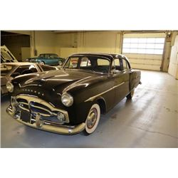 1951 PACKARD DELUXE 4-DOOR SEDAN