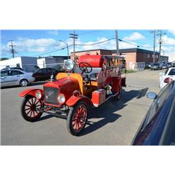 1920 FORD MODEL TT LA FRANCE FIRE ENGINE