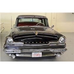 1956 LINCOLN PREMIER 4-DOOR SEDAN