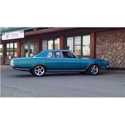 1969 MERCURY MONTEGO 4-DOOR