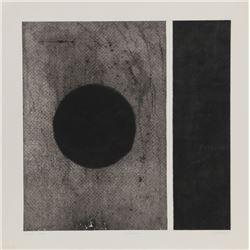 Robert Squeri, Eclipse, Aquatint Etching