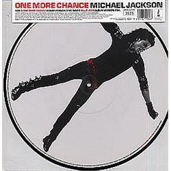 MICHAEL JACKSON: ONE MORE CHANCE PICTURE RECORD.