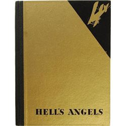 HOWARD HUGHES HELLS ANGELS BOOK