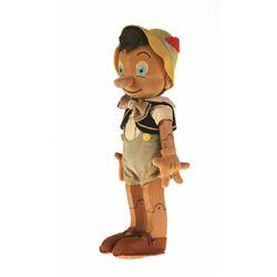 Rare Charlotte Clark Prototype Pinocchio Doll.