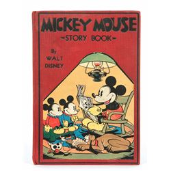 """Mickey Mouse Storybook"" by David McCay Co."