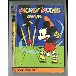 Mickey Mouse Annual.