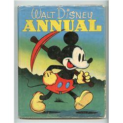 Walt Disney Annual.