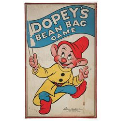 Dopey's Bean Bag Game.