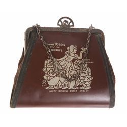 """Snow White and the Seven Dwarfs"" Children's Purse."