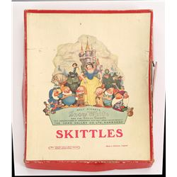 """Snow White and the Seven Dwarfs"" Skittles Game."