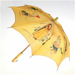 """Snow White and the Seven Dwarfs"" Child's Umbrella."