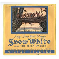 "Songs from ""Snow White and the Seven Dwarfs"" Album."