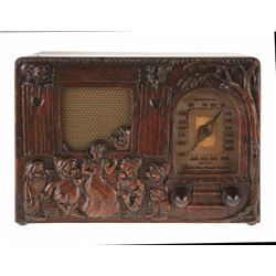 "Emerson ""Snow White and the Seven Dwarfs"" Radio."