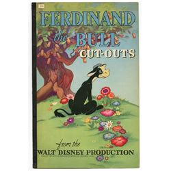 """Ferdinand the Bull"" Cut-Out Book."