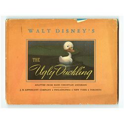 """The Ugly Duckling"" Hardcover book."