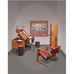 Kem Weber Designed Disney Studio Furniture.