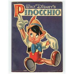 """Walt Disney's Version of Pinocchio""."