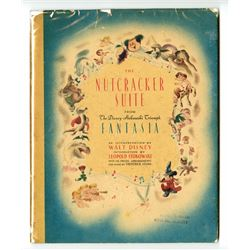 """Nutcracker Suite"" Sheet Music and Story."