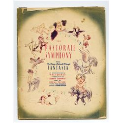 """Pastorale Symphony"" Sheet Music and Story."