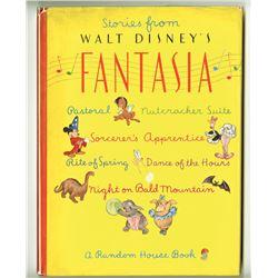 "Stories from Walt Disney's ""Fantasia""."