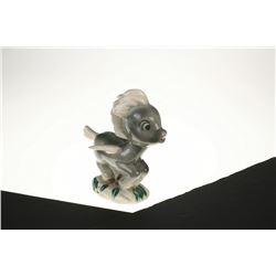 Baby Grey Pegasus Figurine.