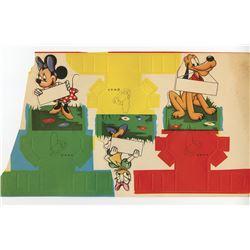 Disney Birthday Party Set.