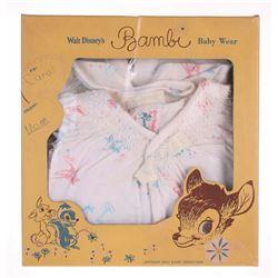 Bambi  Baby Wear in Box.